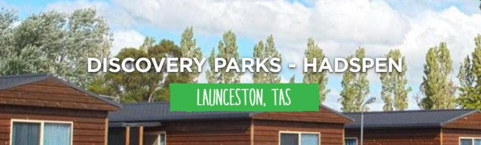 Discovery Parks - Hadspen