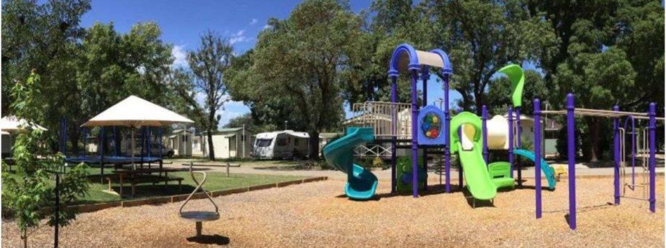 BIG4 Wangaratta North Cedars Holiday Park