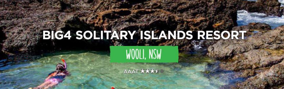 BIG4 Solitary Islands Resort