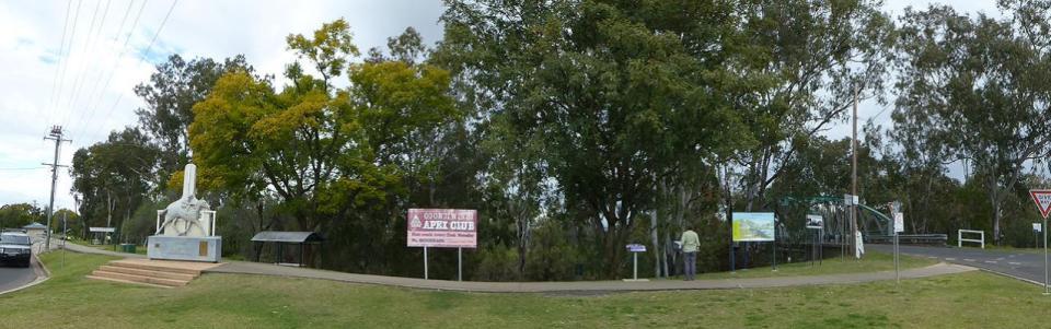 Gunsynd Memorial Park