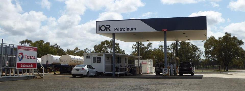 iOR Petroleum - Injune