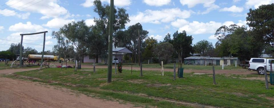 Isisford Caravan Park