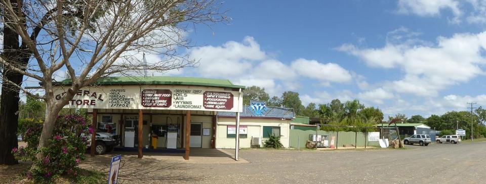 Blue Gum Tourist Park
