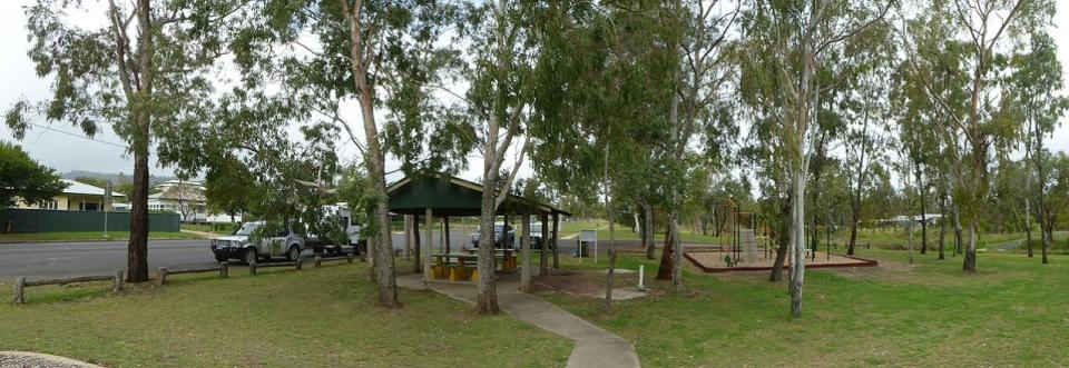 Springsure - Rest Area