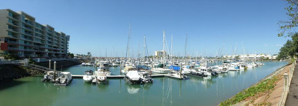 Marina - Townsville