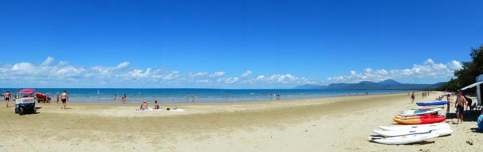 4 Mile Beach Esplanade