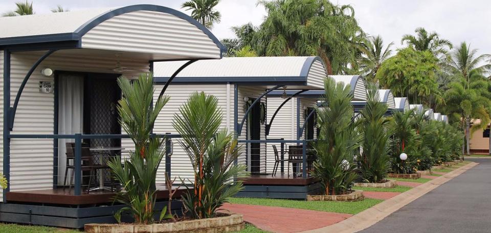 BIG4 Cairns Coconut Resort - Cabins