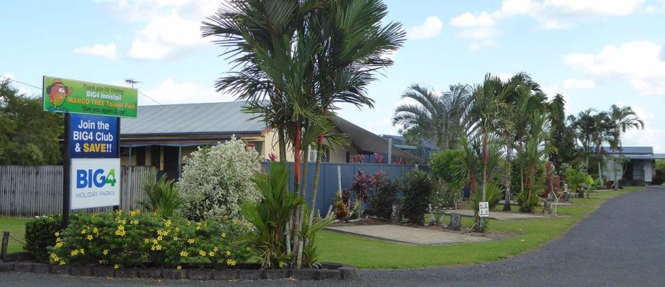 BIG4 Innisfail Mango Tree Tourist Park - Cabins