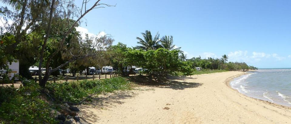 Kurrimine Beach Caravan Park