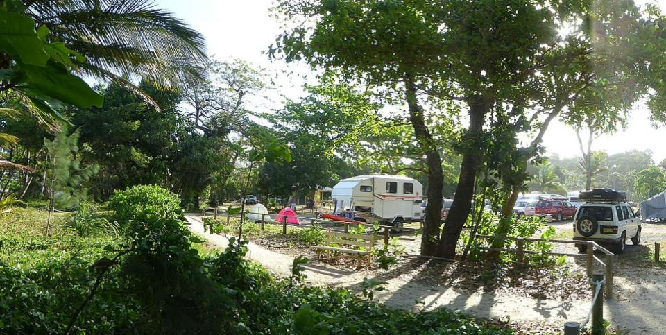 Mission Beach Camping Area & Caravan Park