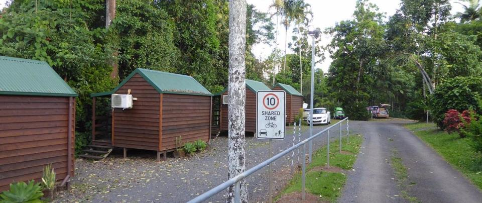 Paronella Caravan Park