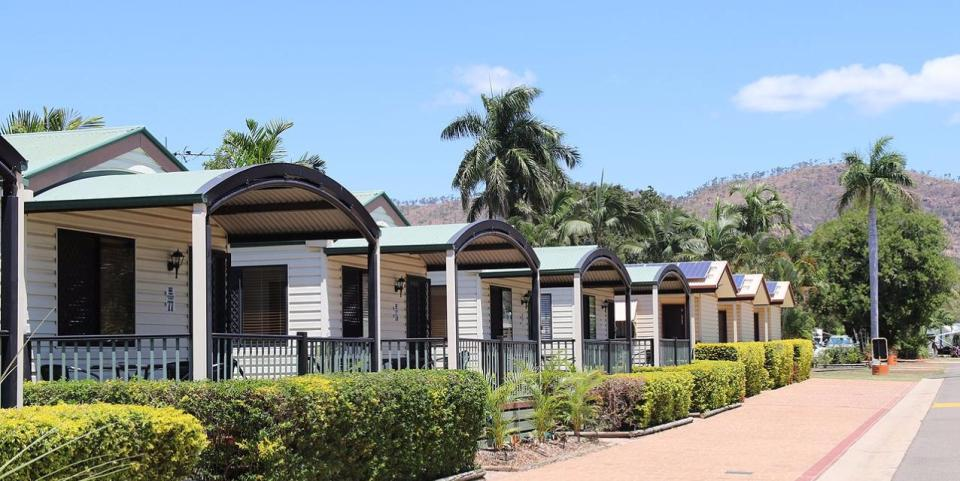BIG4 Walkabout Palms Townsville - Cabins