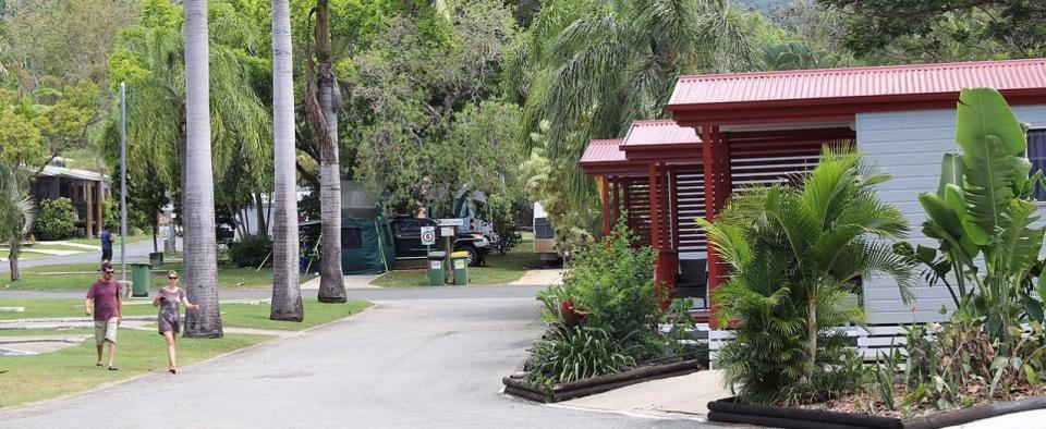 Discovery Parks Airlie Beach - Cabins