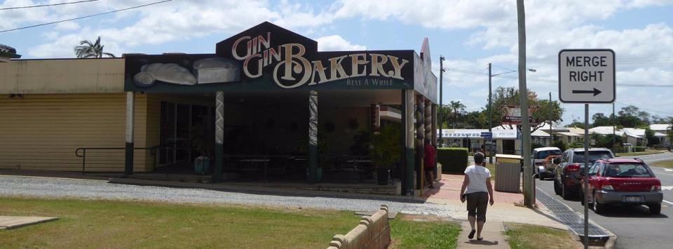 Gin Gin Bakery