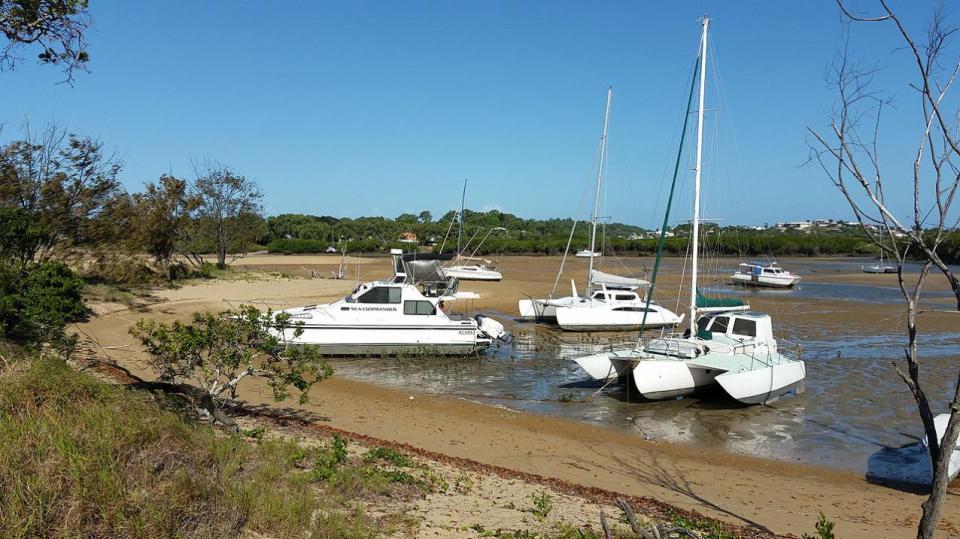 Bucasia Boat Ramp