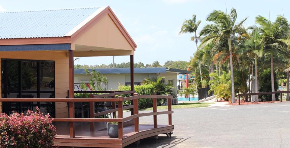 BIG4 Mackay Marine Tourist Park - Cabins