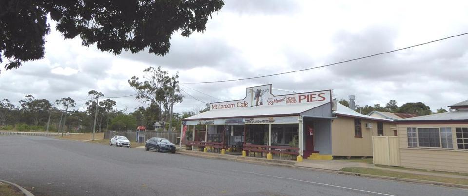 Mt Larcom Cafe