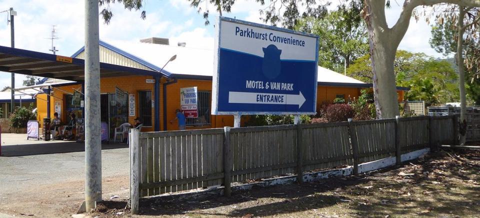 Parkhurst Caravan Park