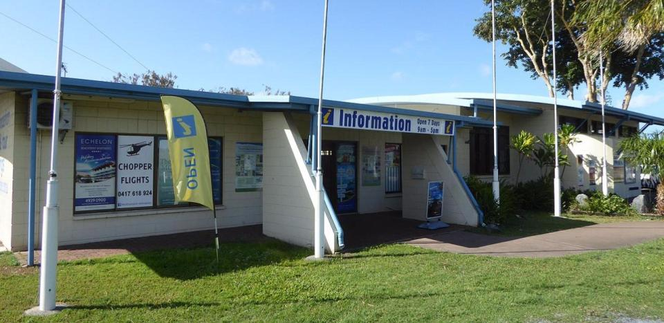 Yeppoon -  Visitor Information