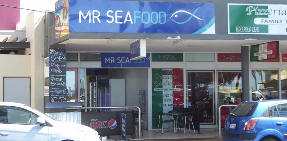 Mr Seafood