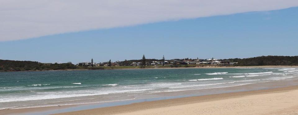 Darlington Beach