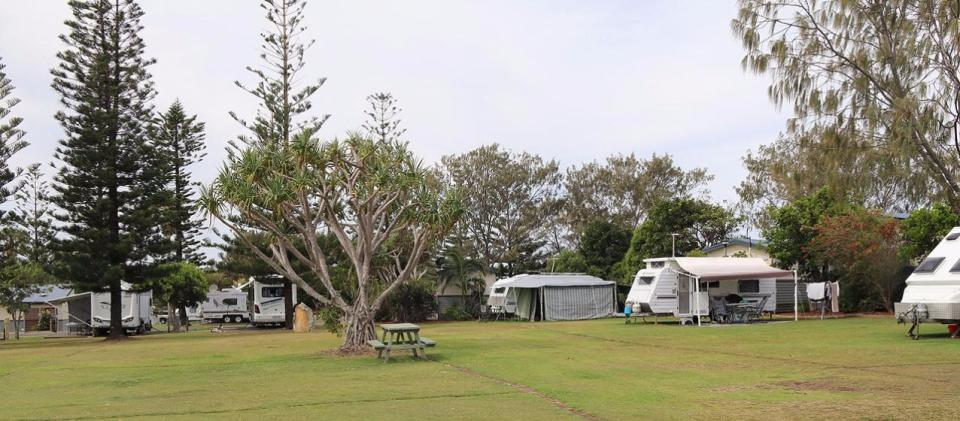 Corindi Beach Holiday Park