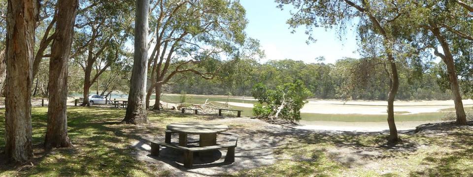 Woolgoolga Lakeside Holiday Park