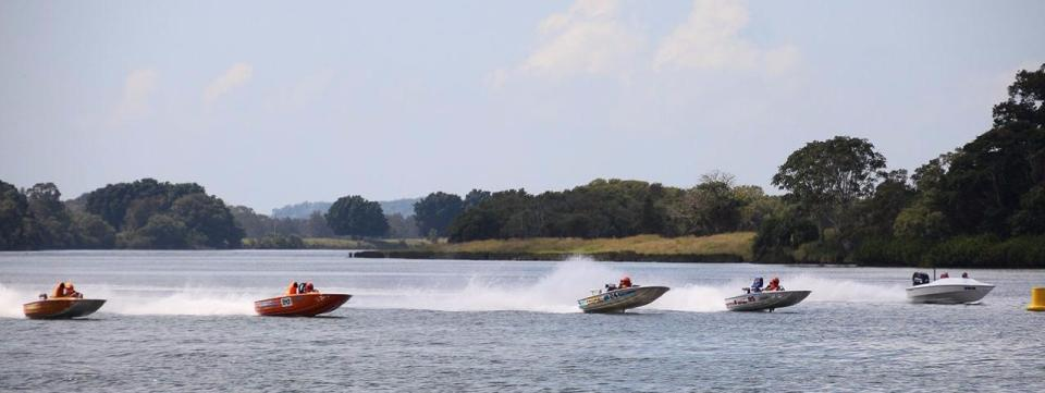 Taree Power Boat Club Easter Classic