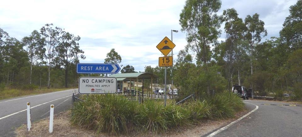 Medowie Road Rest Area