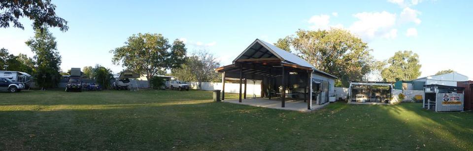 Barcaldine Caravan & Tourist Park