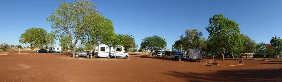 Barkly Homestead Caravan Park