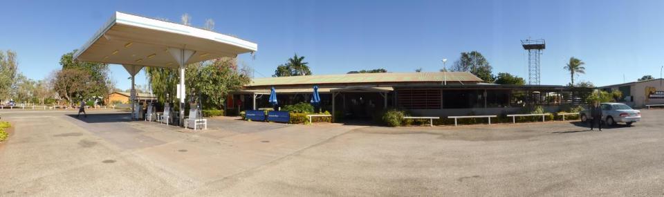 Barkly Homestead Wayside Inn