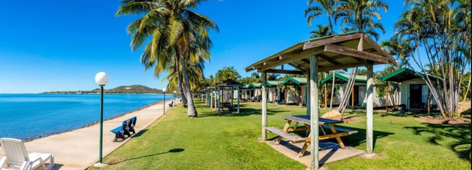 BIG4 Bowen Coral Coast Beachfront Holiday Park