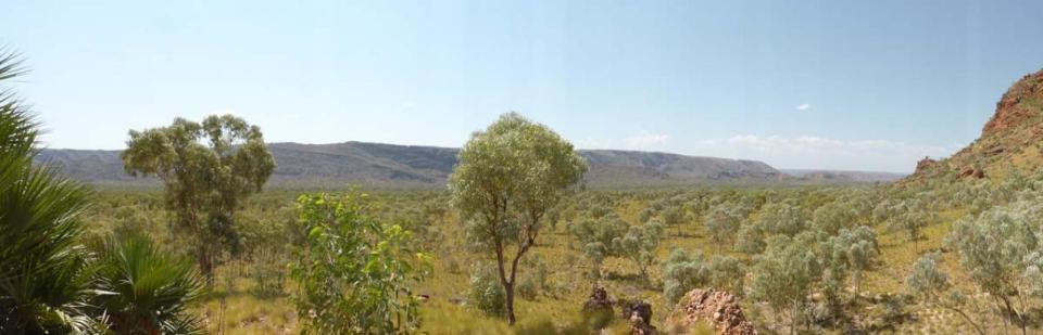 Osmand Range Lookout