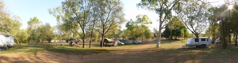 Riverside Camping & Station Tents