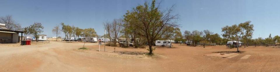 Halls Creek Caravan Park