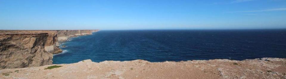 Nullarbor Lookout 1 Rest Area
