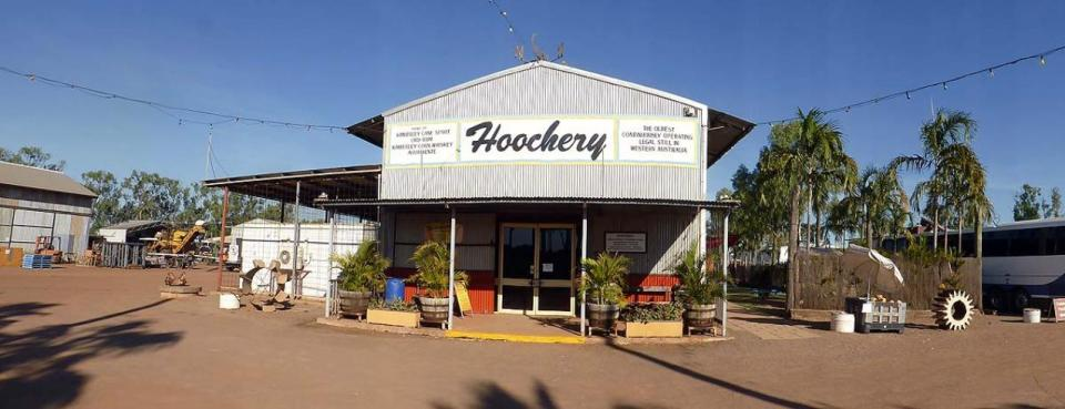 Hoochery Distillery