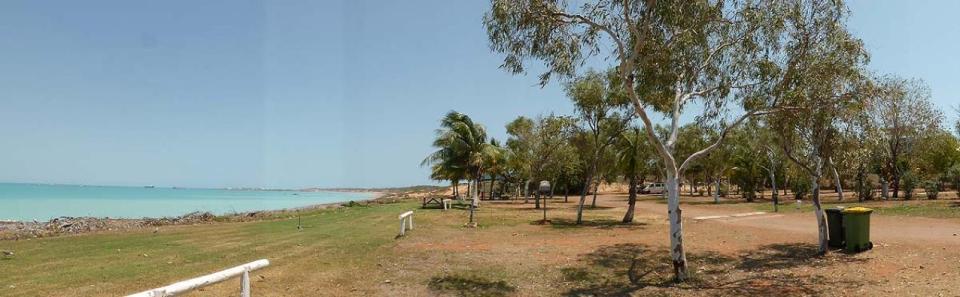 Roebuck Bay Caravan Park