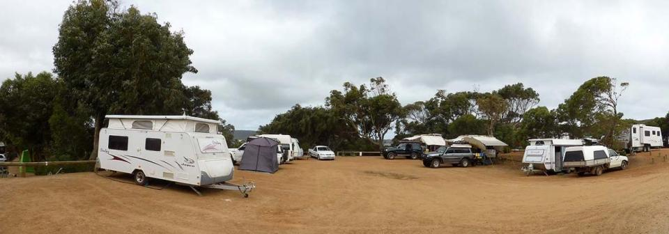 Lucky Bay Camp Ground