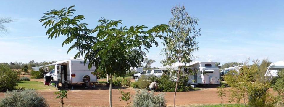 Warrego Riverside Tourist Park