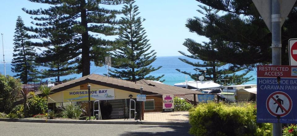 Horseshoe Bay Holiday Park