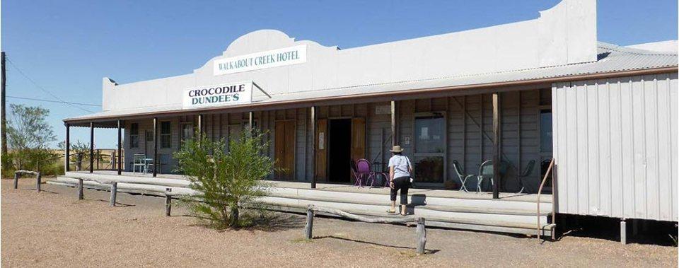 Walkabout Creek Hotel - Crocodile Dundee