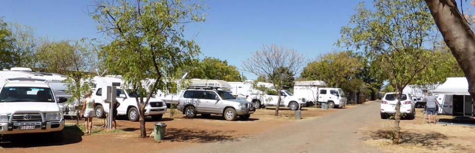 Cloncurry Oasis Caravan Park