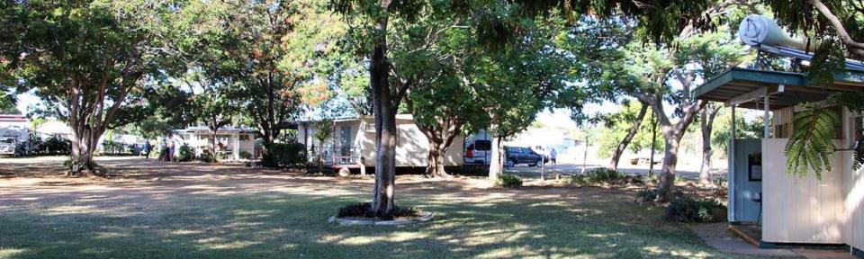 Goldfields Caravan Park