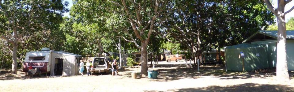 Forsayth Tourist Park