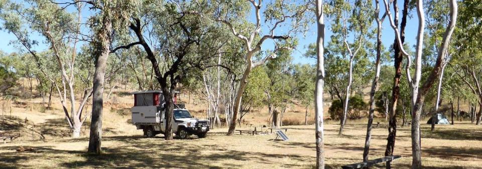 Cobbold Gorge Caravan & Camping