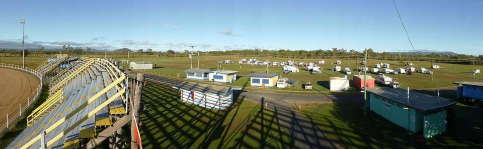 Mareeba Rodeo Ground Camping Area