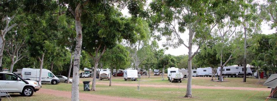 Aussie Outback Oasis Cabin & Van Village