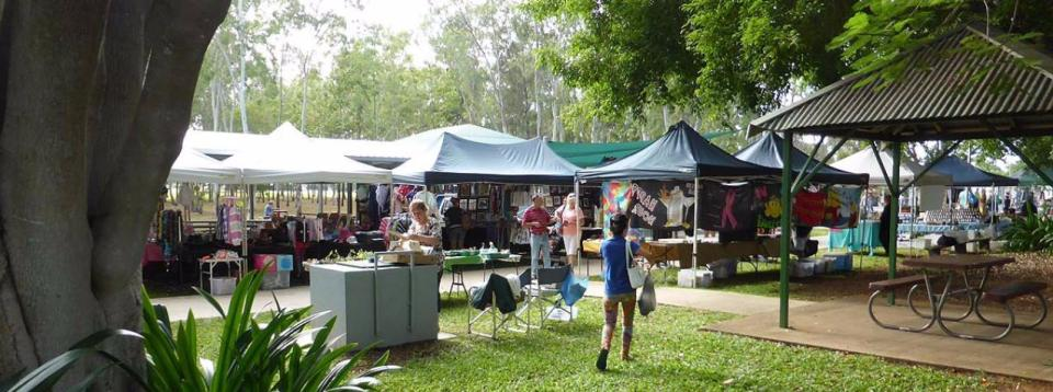 Charters Towers Markets